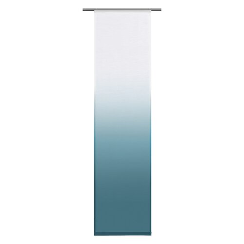 Albani závesový panel Anita modrá, 245 x 60 cm