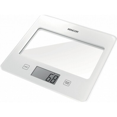 Sencor SKS 5020WH kuchyňská váha bílá