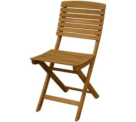 Rozkládací židle Fieldmann FDZN 4005, hnědá,  55 x 40 x 81 cm