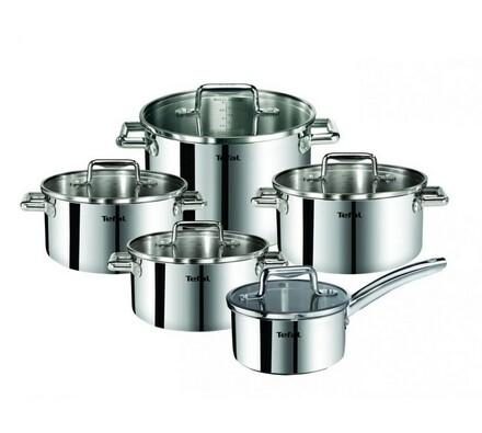 Tefal Classychef 10-dílná sada nádobí
