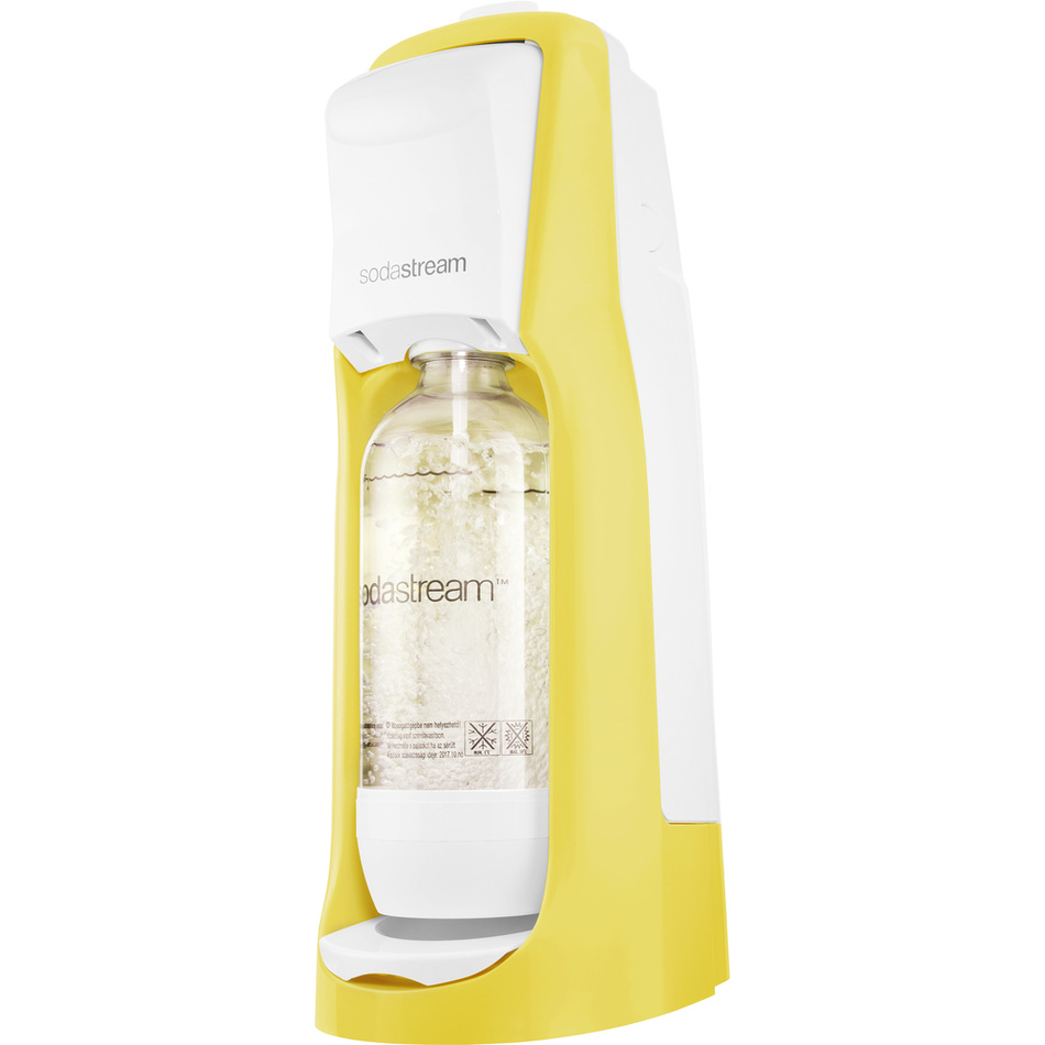 Sodastream Jet Pastel, žlutá