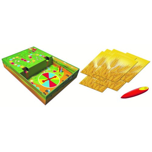 Malý objaviteľ Hrací set Na vidieku s magickým perom