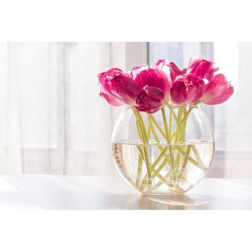 Altom Sklenená váza Lucia, 17,5 cm