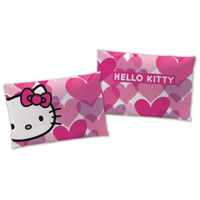 Polštářek Hello Kitty Mimi Love Pink, 28 x 42 cm