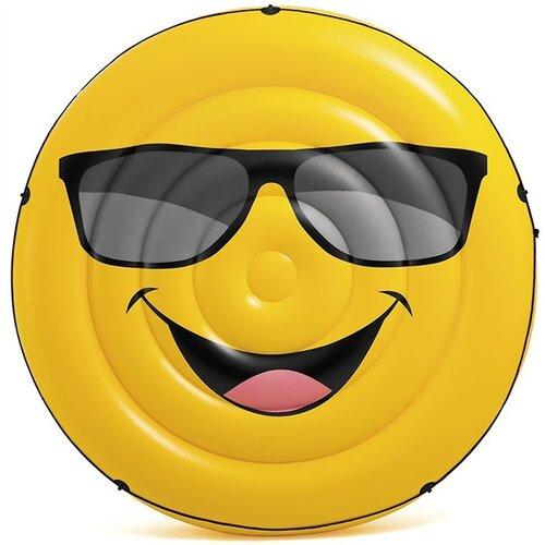 Intex Nafukovací lehátko Cool guy, žlutá