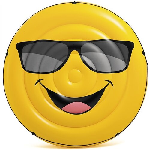 Intex Nafukovacie lehátko Cool guy, žltá