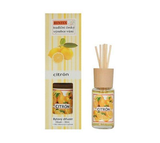 Bytový difuzér - citron, Rentex