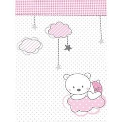 Dětská deka Fynn Teddy bear, 75 x 100 cm