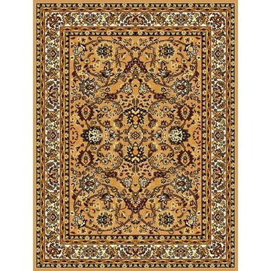 Kusový koberec Teheran 117 Beige, 160 x 230 cm