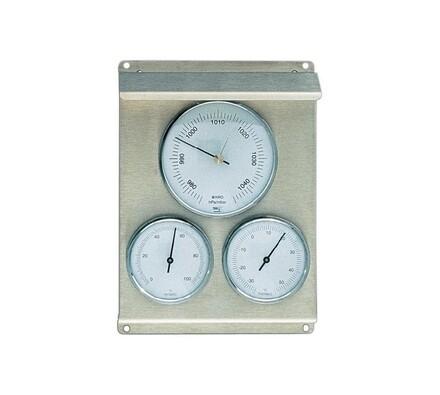 Analogová meteorologická stanice - venkovní, 16 x 22 x 7 cm