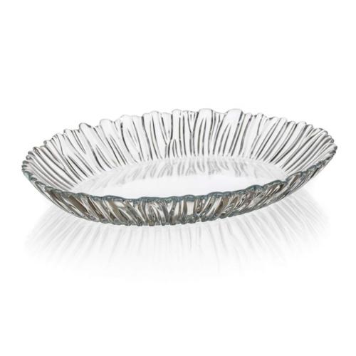 Pasabahce Skleněný servírovací talíř Aurora