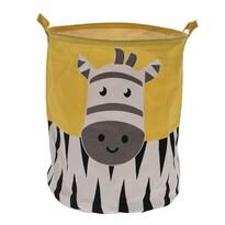 Dekorační košík Hatu Zebra, pr. 40 cm