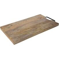 Koopman Dřevěné prkénko s úchytem 45 x 24,5 cm