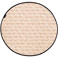 Butter Kings Bavlnený herný koberec Circles, 130 m