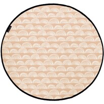 Covor bumbac de joacă Butter Kings Circles, 130 m