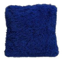 Domarex Muss, párnahuzat, kék, 40 x 40 cm