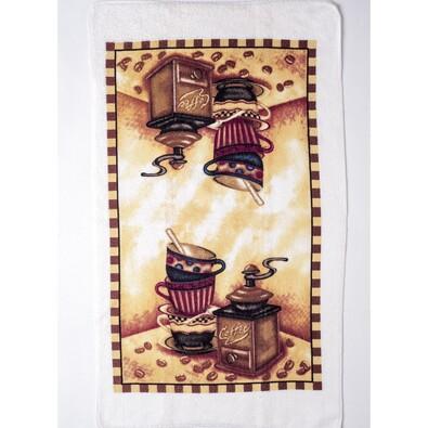 Kuchyňský ručník Coffee 2, 38 x 64 cm