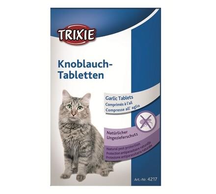 TRIXIE Knoblauch tablety proti vnitřním parazitům,