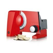GRAEF SKS 10003 elektrický krájač, červená