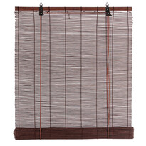 Bambusz roló csokoládé, 80 x 160 cm