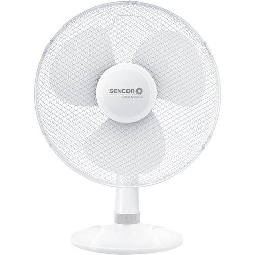 Stolní ventilátor Sencor SFE 4037WH