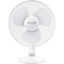 Sencor SFE 4037WH stolní ventilátor, bílá