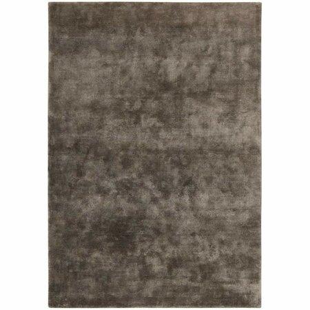 Ligne Pure Kusový koberec Reflect Velvet šedá, 60 x 120 cm
