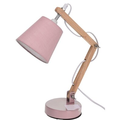 Stolní lampa Pastel tones růžová, 45 cm