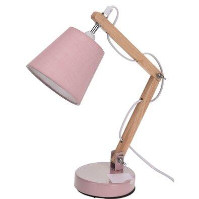 Veioză de masă Pastel tones roz, 45 cm