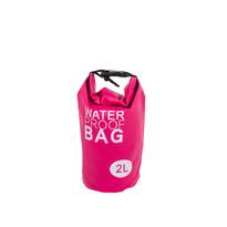 Vízhatlan zsák 2 l, rózsaszínű