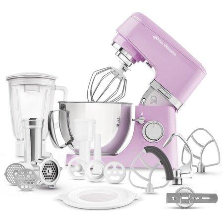 Sencor STM 6358RS kuchynský robot, fialová