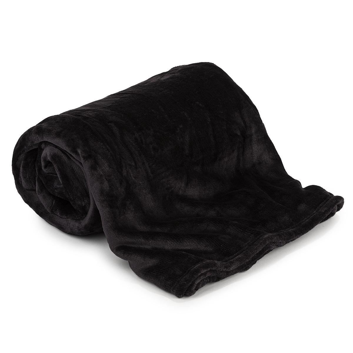 Bo-ma Deka Aneta černá, 150 x 200 cm