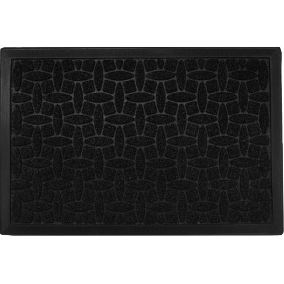 Domarex Wycieraczka Pips Mat czarna, 40 x 60 cm