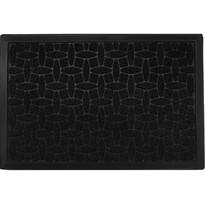 Domarex Pips Mat lábtörlő, fekete, 40 x 60 cm