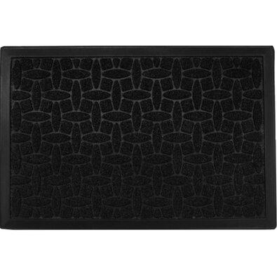 Domarex Rohožka Pips Mat černá, 40 x 60 cm