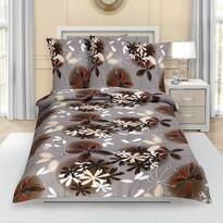 Lenjerie de pat din crep Flori de vară