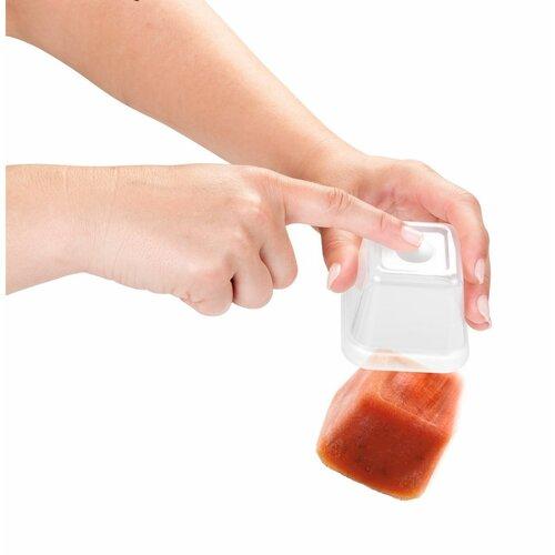 Tescoma Zdravé mini dózy do mrazničky Purity 120 ml, 4 ks