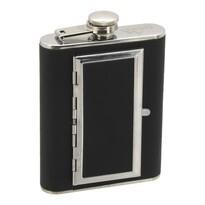 Cattara Fľaša ploskačka s puzdrom na cigary, 175 ml