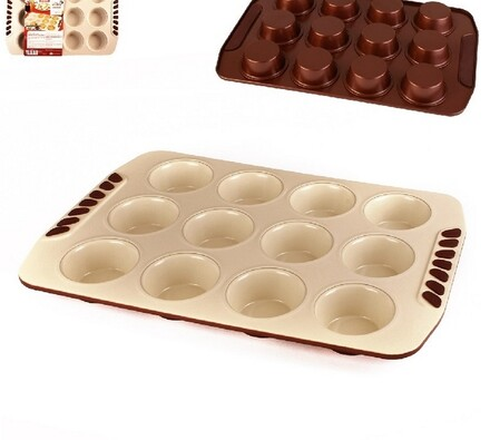 keramická forma cera, muffin