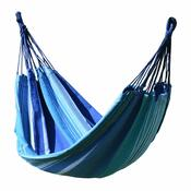 Cattara Houpací závěsné lehátko Textil modrá, 200 x 100 cm