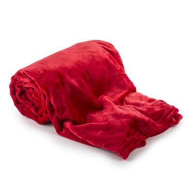 Deka Light Sleep New červená, 150 x 200 cm