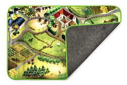 Dětský koberec Ultra Soft Farma, 130 x 180 cm