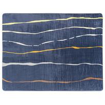 Doramex Memóriahabos szőnyeg Evita sötét szürke, 120 x 160 cm