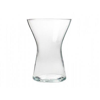 Skleněná váza Spring, 14 x 19,5 cm