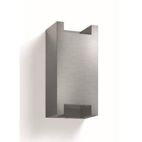 Philips 17339/48/PN Trowel Vonkajšie nástenné svietidlo 20 cm, sivá