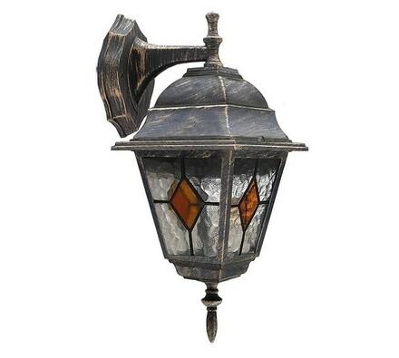 Rabalux Monaco 8181 venkovní nástěnné svítidlo antická zlatá