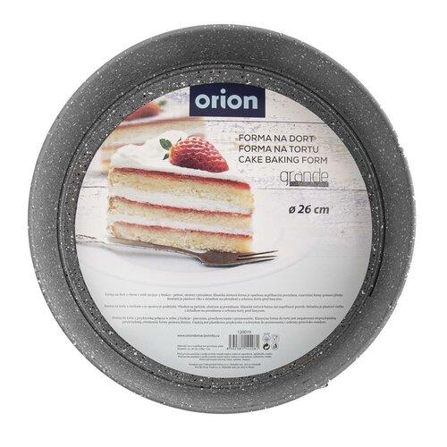Orion Forma na dort s víkem Grande 26 cm