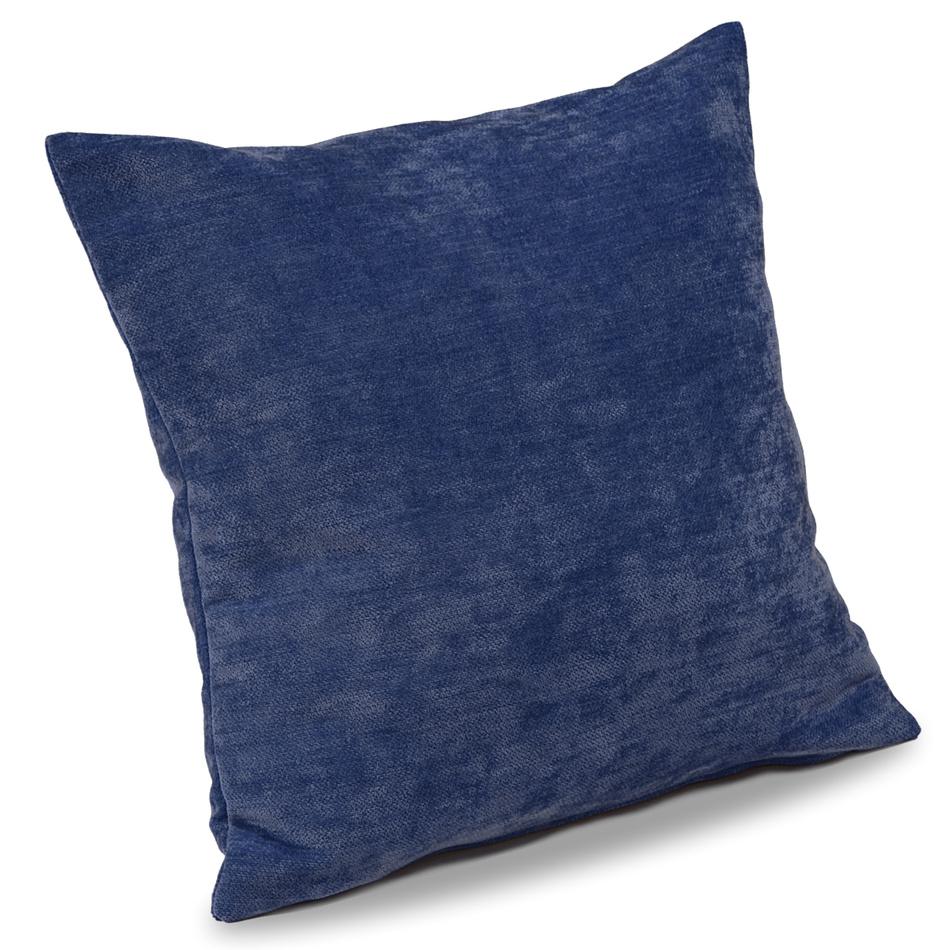 Albani Obliečka na vankúšik Riga modrá, 40 x 40 cm,