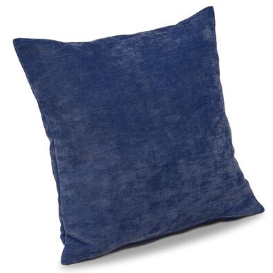 Poszewka na poduszkę-jasiek Riga niebieski, 40 x 40 cm