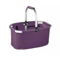 Tescoma Nákupný košík skladací SHOP!, fialová
